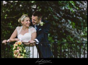 Bridge Hotel Prestbury Wedding Photographer