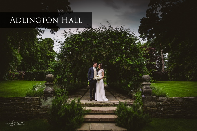 Adlington Hall Wedding Photography