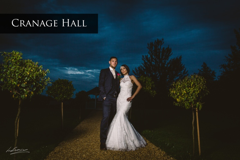 Cranage Hall Wedding Photography