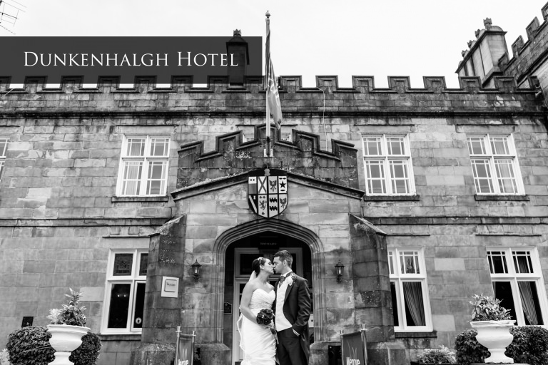 Dunkenhalgh Hotel Wedding Photography