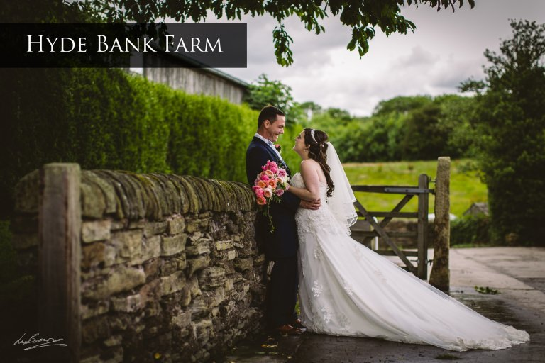 Hyde Bank Farm Wedding Photographer
